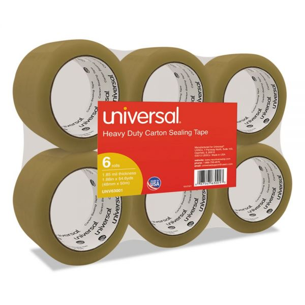 Universal Heavy Duty Hot Melt Packing Tape
