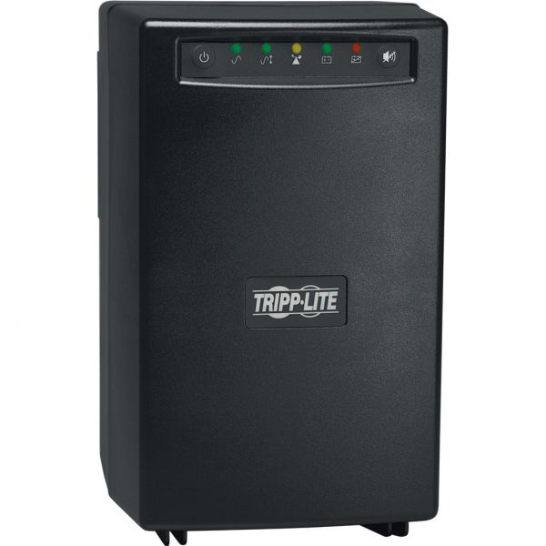 Tripp Lite UPS Smart 1500VA 980W Tower AVR 120V USB DB9 SNMP for Servers