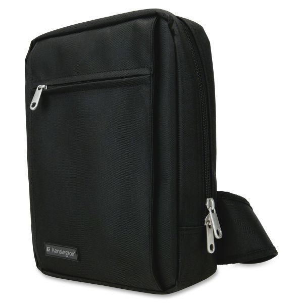 "Kensington Sling 10.2'' Tablet Bag, Fits 9"" to 10.2"" Tablets, Black"