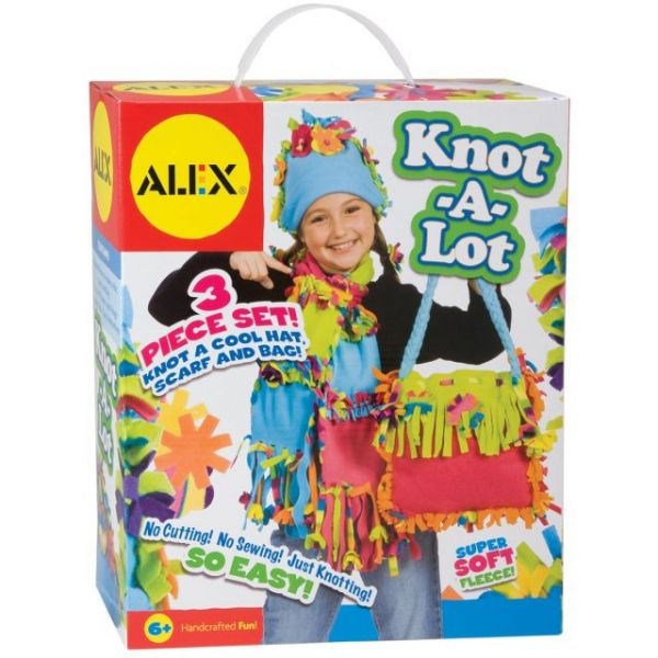 ALEX Toys Knot-A-Lot Kit
