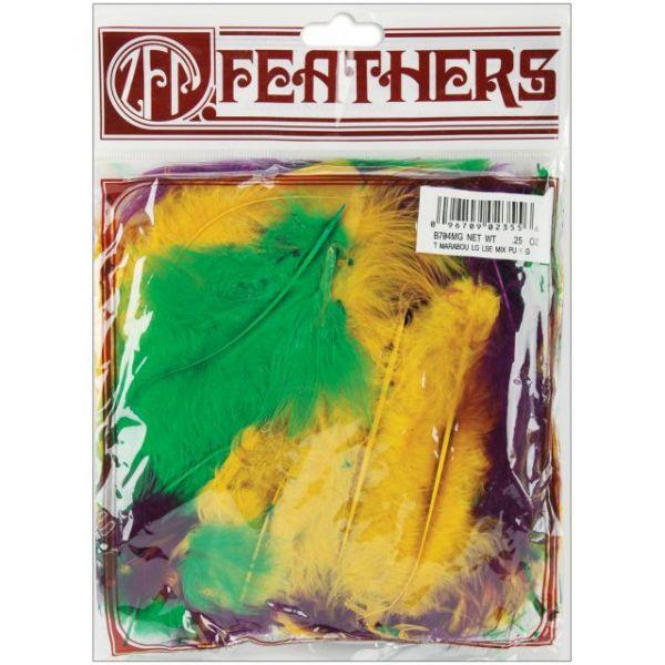 Marabou Feathers .25oz