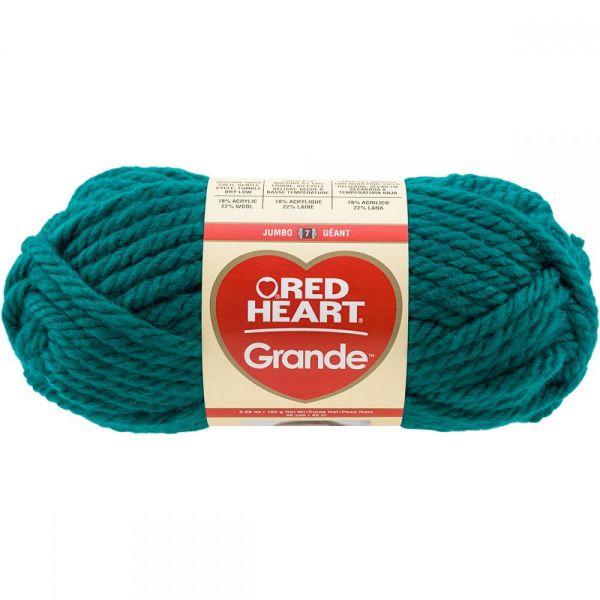 Red Heart Grande Yarn