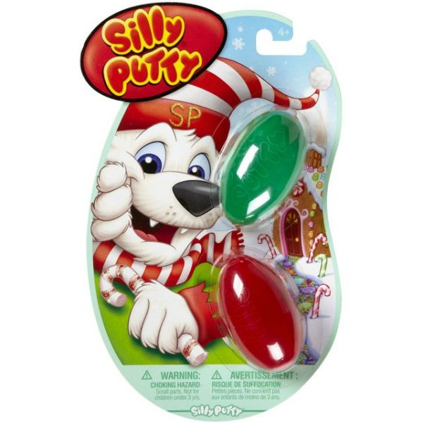 Silly Putty 2/Pkg