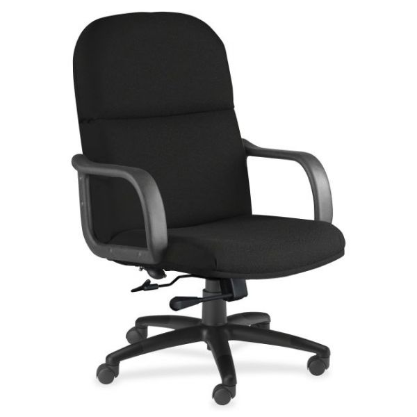 Tiffany Industries Big & Tall Executive Office Chair with Loop Arms