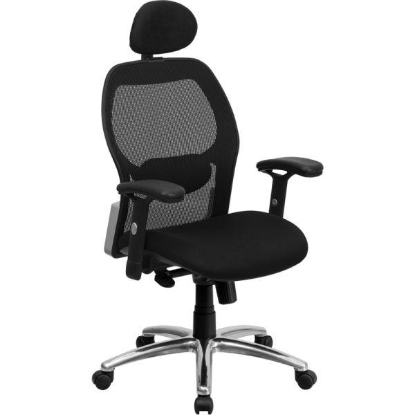 Flash Furniture High Back Super Mesh Executive Office Chair