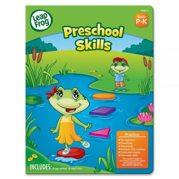 The Board Dudes Preschool Skill Activity Workbook Activity Printed Book