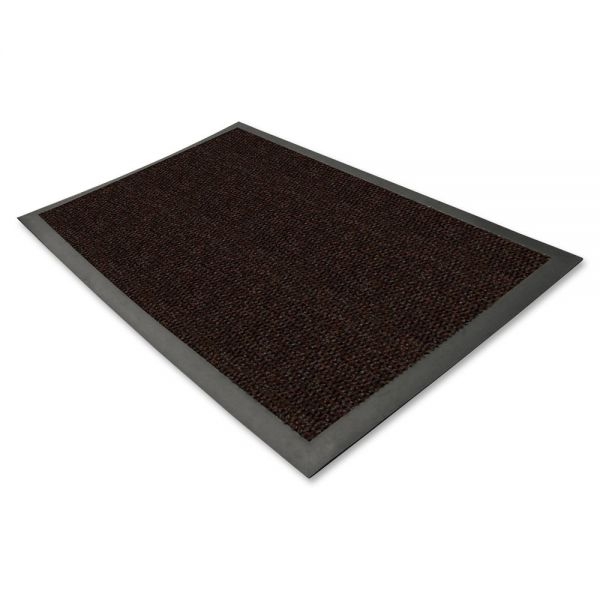 Genuine Joe Ultraguard Indoor Berber Wiper/Scraper Floor Mat