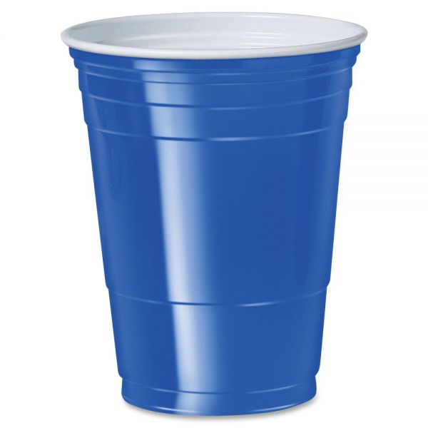 Solo 16 oz Plastic Cold Cups