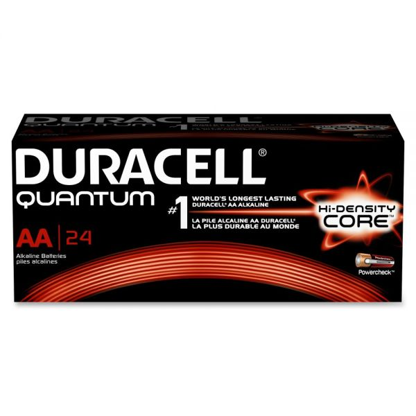 Duracell Quantum Advanced Alkaline AA Batteries