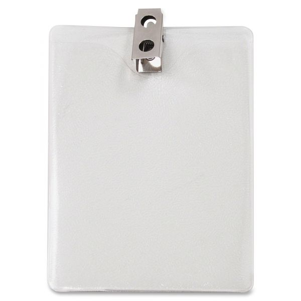 Advantus Vertical ID Badge Holders