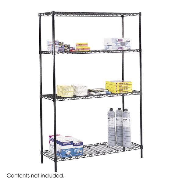 Safco Commercial Wire Shelving Unit
