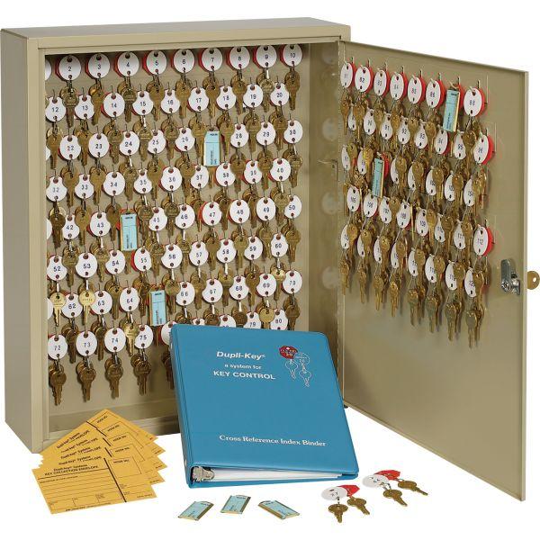 Steelmaster Two-Tag Cabinet - 120 Keys