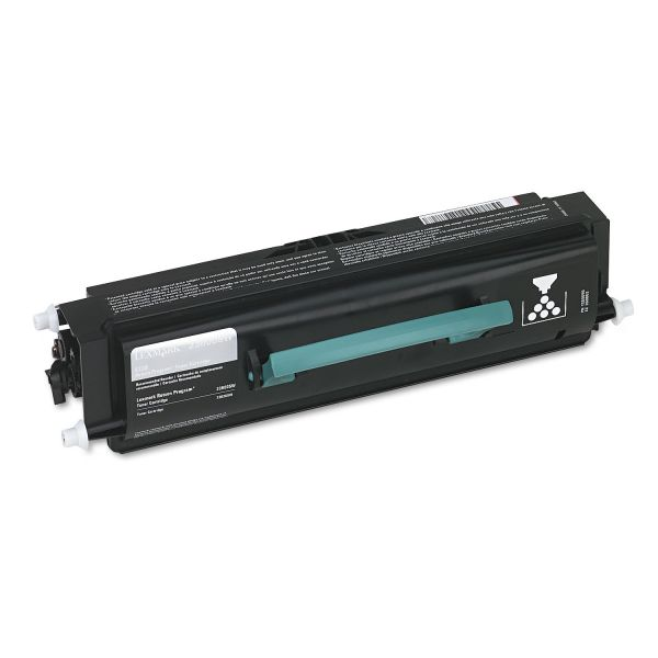 Lexmark 23800SW Black Return Program Toner Cartridge