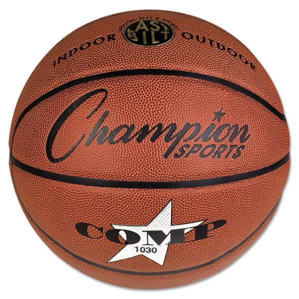 Champion Sports Intermediate Size Basketball