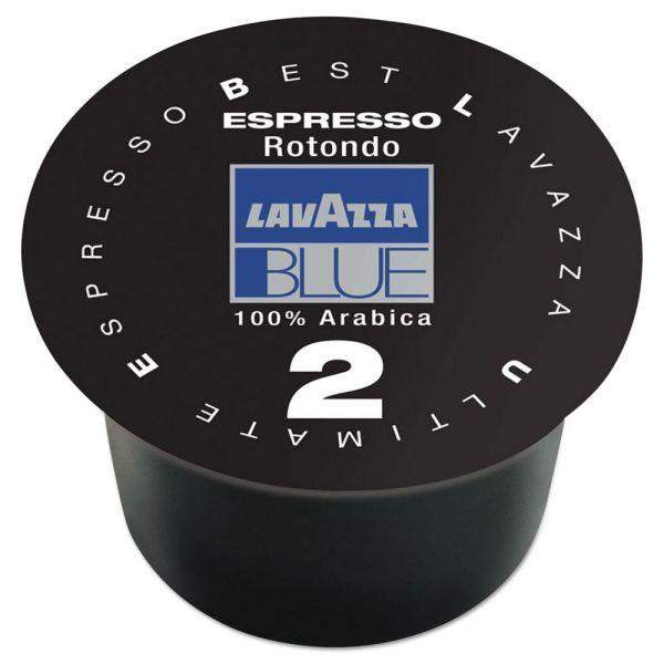 Lavazza BLUE Double Espresso Capsules