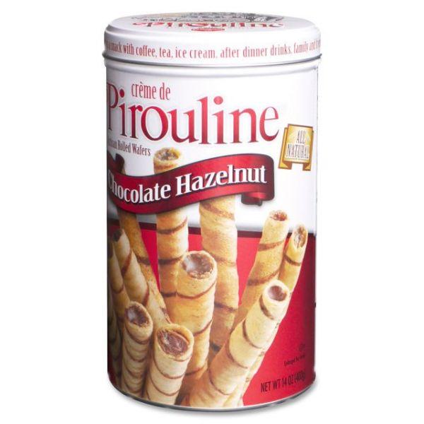 Pirouline Cookies