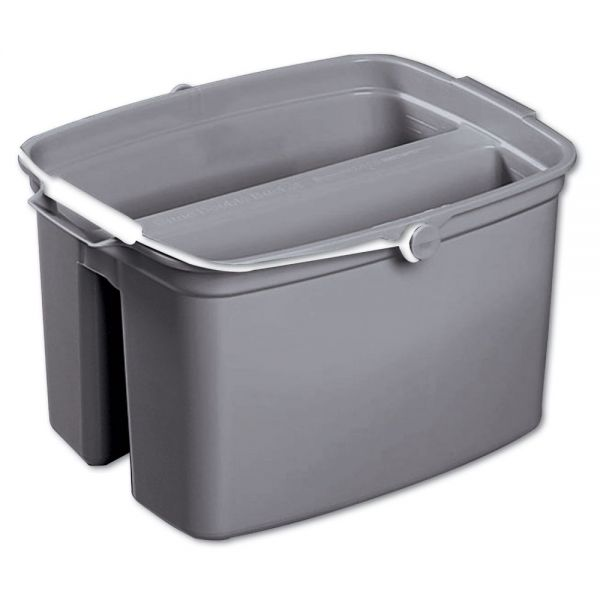 Rubbermaid Commercial Double Utility Pail
