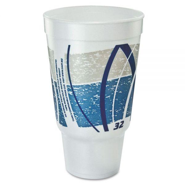 Dart Impulse 32 oz Foam Cups