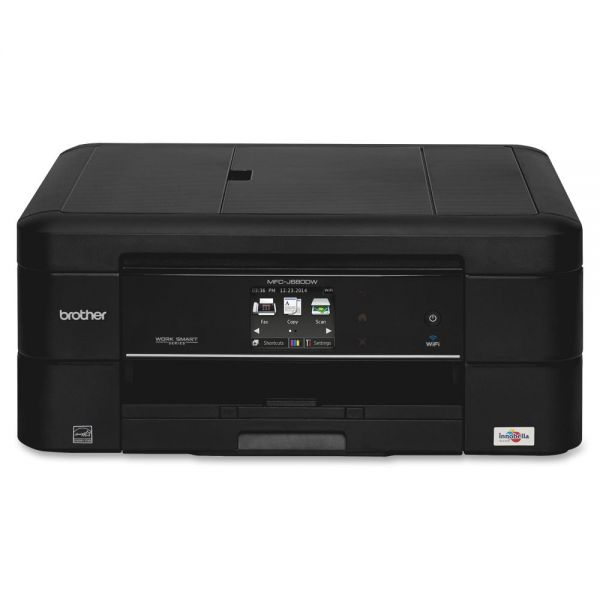 Brother MFC-J680DW Inkjet Multifunction Printer - Color - Photo Print - Desktop