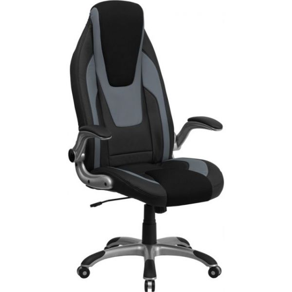 Flash Furniture High Back Executive Office Chair [CH-CX0326H02-GG]