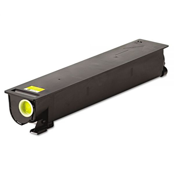 Katun Remanufactured Toshiba TFC35Y Yellow Toner Cartridge