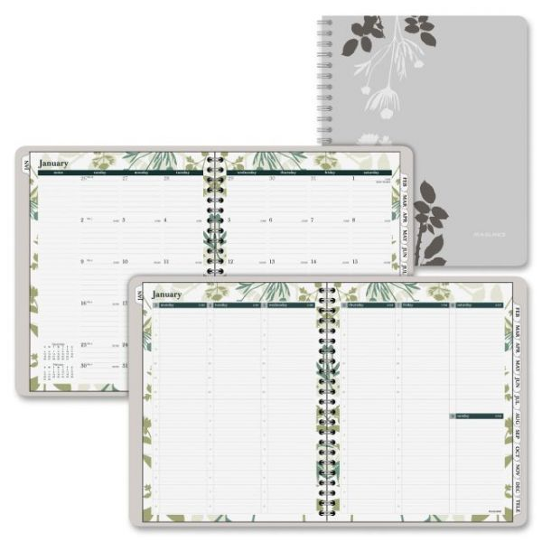 At-A-Glance Botanique Weekly/Monthly Appointment Book