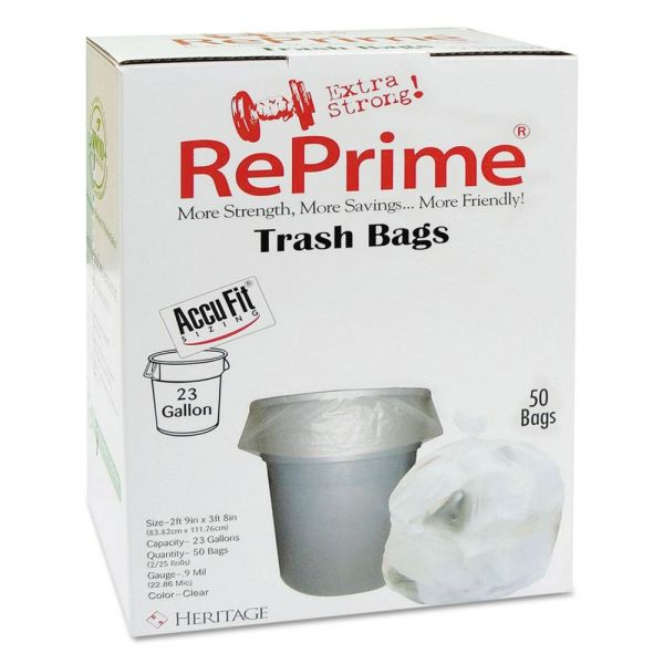 RePrime 23 Gallon Trash Bags