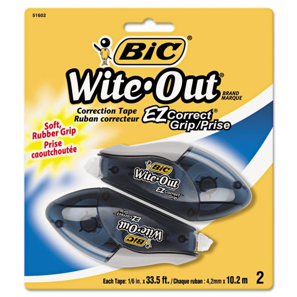 Wite-Out EZ Correct Grip Correction Tape