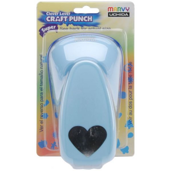 Clever Lever Super Jumbo Craft Punch