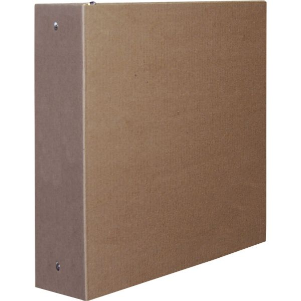 "Aurora Bare Essentials 100% Recycled 2"" 3-Ring Binder"
