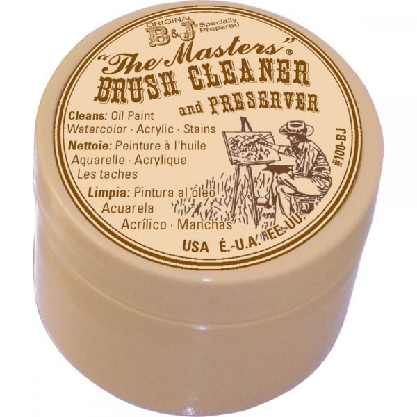 The Master's Brush Cleaner & Preserver