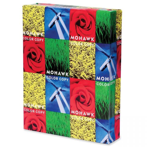 Mohawk Recycled White Copy Paper