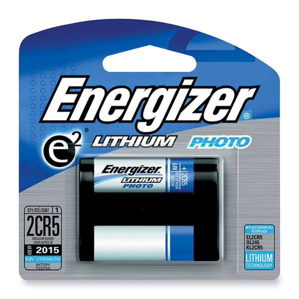 Energizer 2CR5 e2 Lithium Photo Battery