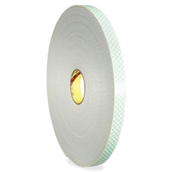3M 4008 Double Coated Foam Tape Rolls