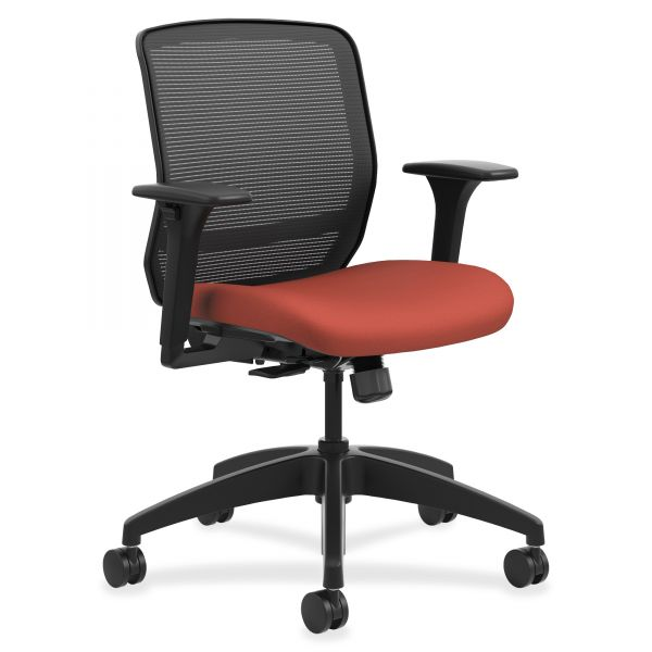 HON Quotient Mid-back Mesh Task Chair