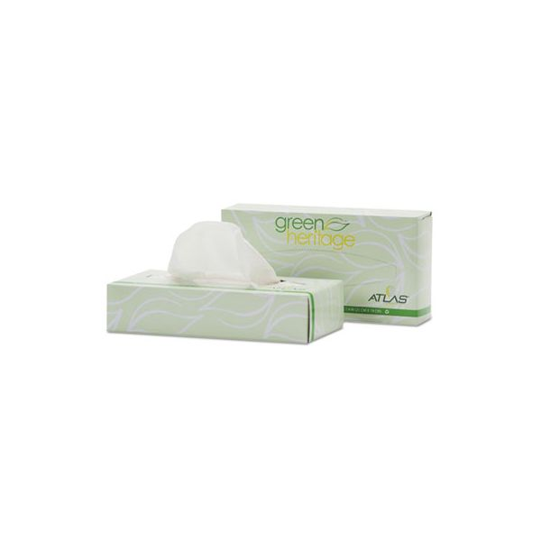 Green Heritage 2-Ply Facial Tissues