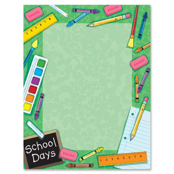 Geographics School Design Certificate Paper