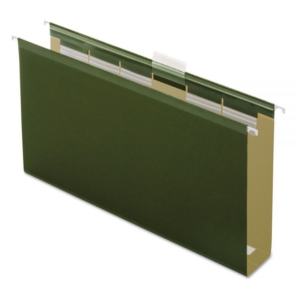 Pendaflex Ready-Tab Hanging Box Bottom File Folders