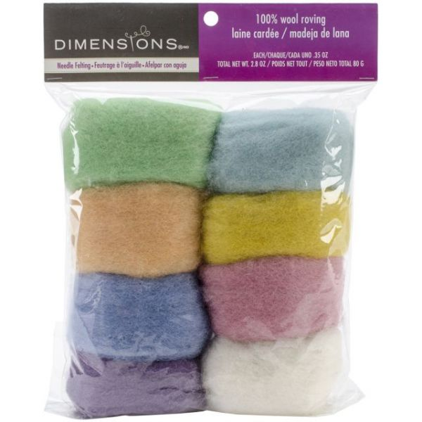 Feltworks Roving Value Pack 2.8oz