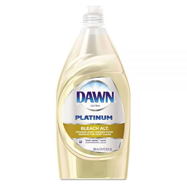Dawn Platinum Power Bleach Alternative Liquid Dish Soap