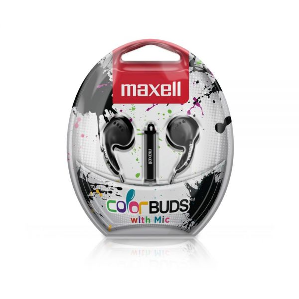 Maxell Color Buds with Mic