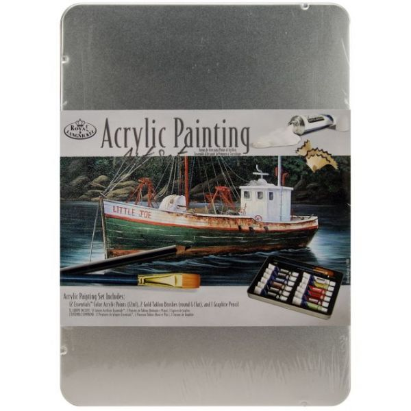 Acrylic Painting Art Set