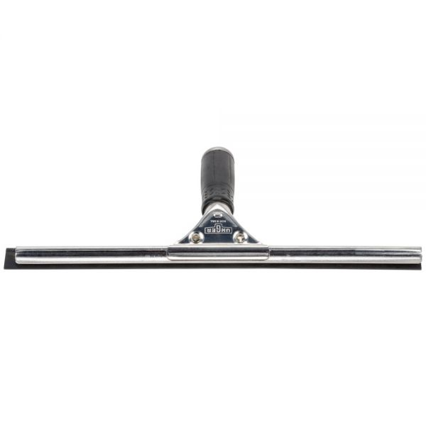 """Unger Pro 12"""" Stainless Steel Window Squeegee"""