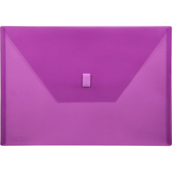 Lion Design-R Line Poly-Hide Envelope