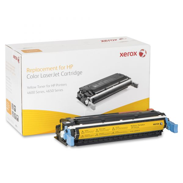 Xerox Remanufactured HP C9722A Yellow Toner Cartridge