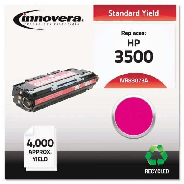 Innovera 83073A (Q2673A) Remanufactured Toner Cartridge, 4000 Page-Yield, Magenta