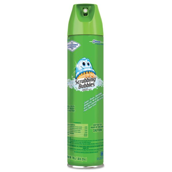 Scrubbing Bubbles Multi Surface Bathroom Cleaner