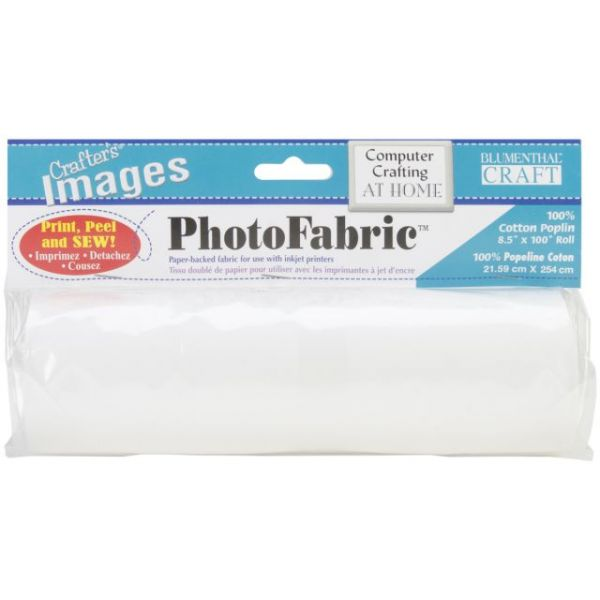 "Crafter's Images PhotoFabric 8.5""X100"""