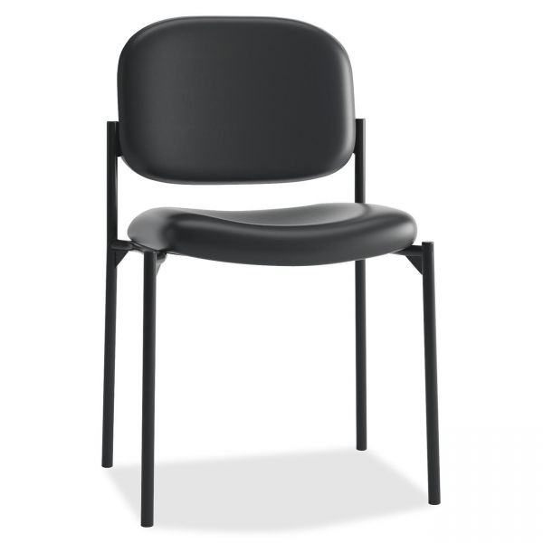 HON Scatter VL606 Series Armless Stacking Chair