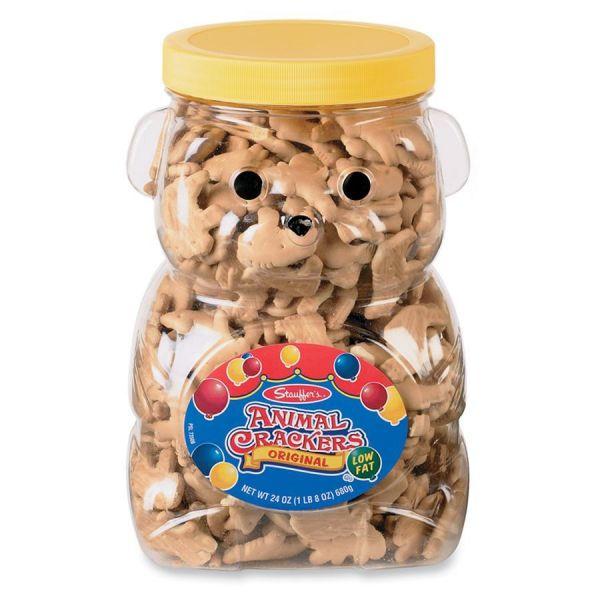 Stauffer's Stauffers Bear Jug Crackers